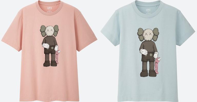 Коллекция футболок UNIQLO «KAWS: SUMMER» с принтами - фото 6