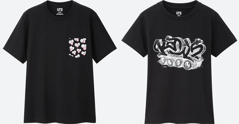 Коллекция футболок UNIQLO «KAWS: SUMMER» с принтами - фото 7