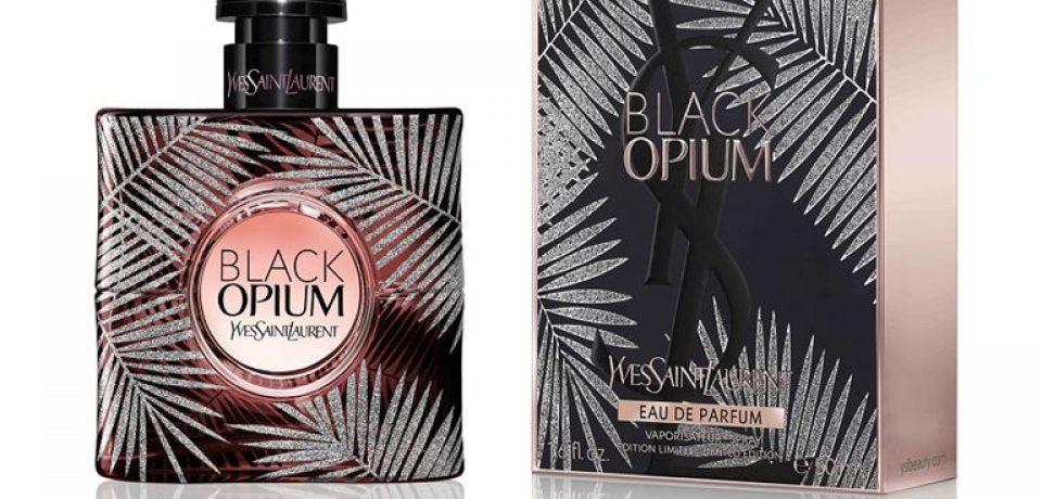 Парфюмерная вода Black Opium Exotic Illusion: коллекционное издание для фанатов