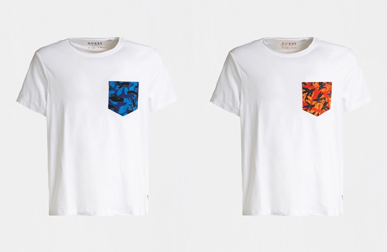 Коллекция мужской пляжной одежды от Guess и Эдуардо Болиоли - фото 3
