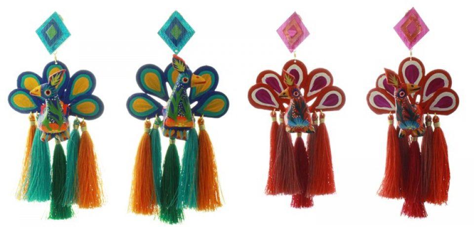 Этническая коллекция аксессуаров в мексиканском стиле от Mercedes Salazar и The Luxury Collection®