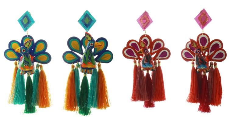 Коллекция украшений в мексиканском стиле от Mercedes Salazar и The Luxury Collection® - фото 1