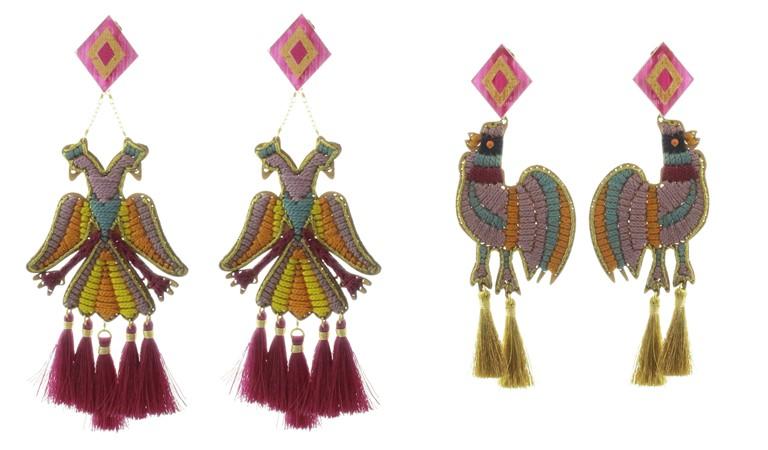 Коллекция украшений в мексиканском стиле от Mercedes Salazar и The Luxury Collection® - фото 3