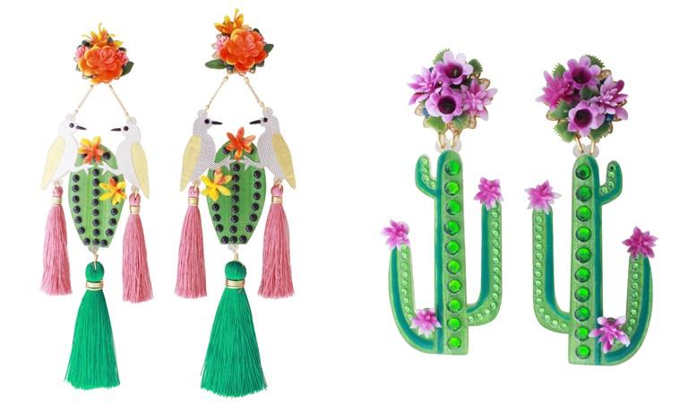 Коллекция украшений в мексиканском стиле от Mercedes Salazar и The Luxury Collection® - фото 4