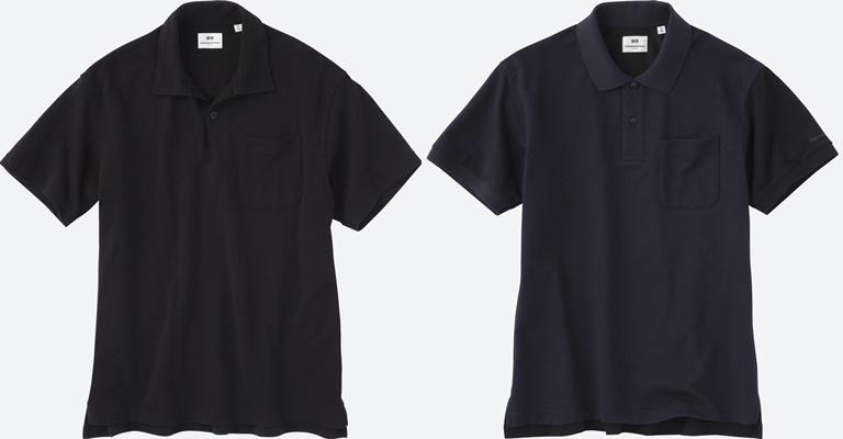 Мужская коллекция поло UNIQLO и Engineered Garments - фото 4