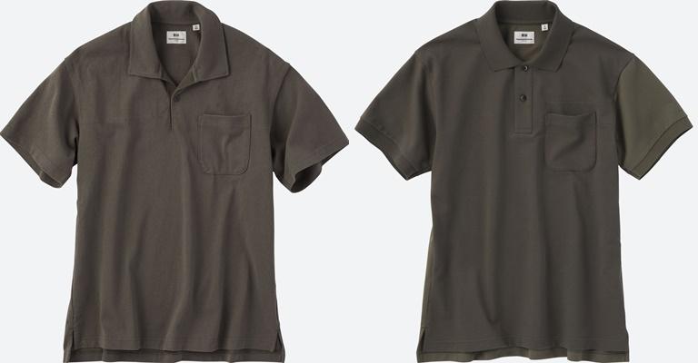 Мужская коллекция поло UNIQLO и Engineered Garments - фото 5