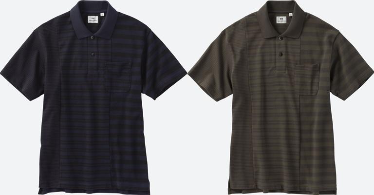 Мужская коллекция поло UNIQLO и Engineered Garments - фото 7