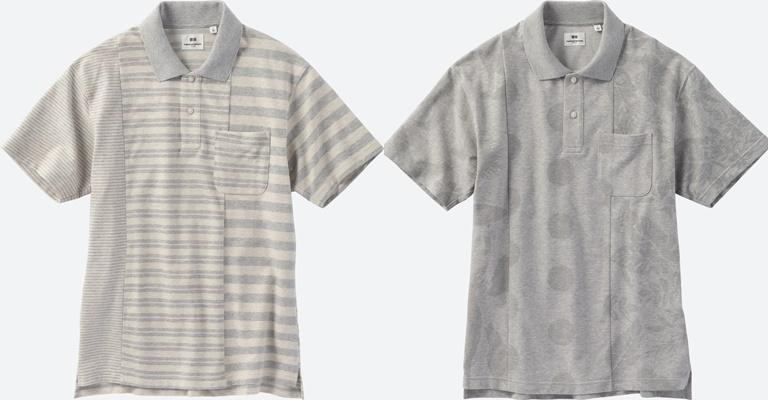 Мужская коллекция поло UNIQLO и Engineered Garments - фото 8