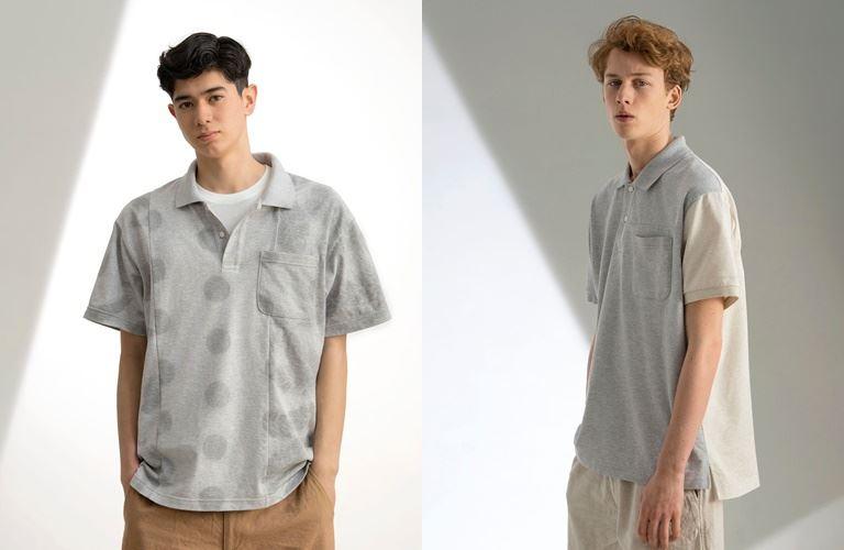 Мужская коллекция поло UNIQLO и Engineered Garments - фото 3