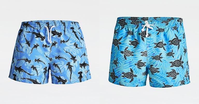 Коллекция мужской пляжной одежды от Guess и Эдуардо Болиоли - фото 4