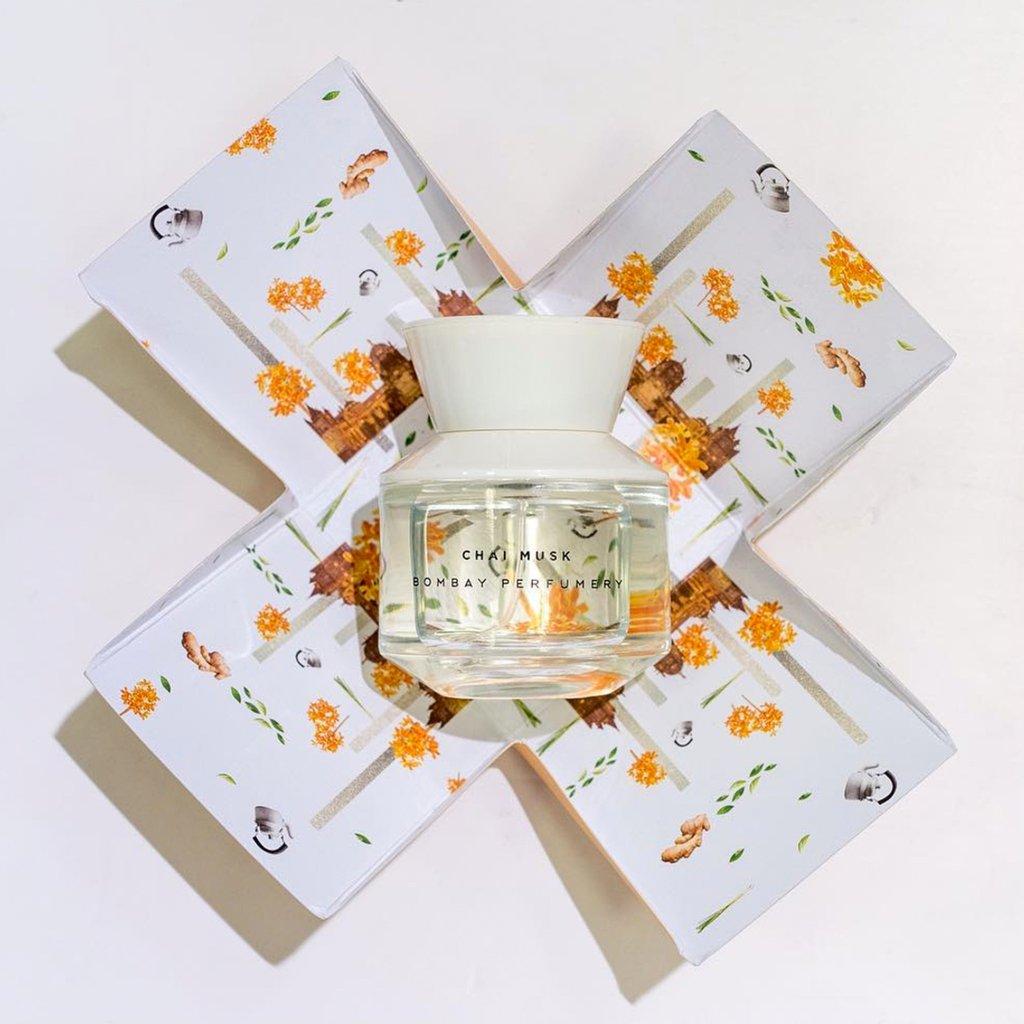 Индийские ароматы: стойкая и чувственная восточная парфюмерия - Chai Musk