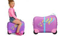 Детская коллекция чемоданов Samsonite Dreamrider 2019