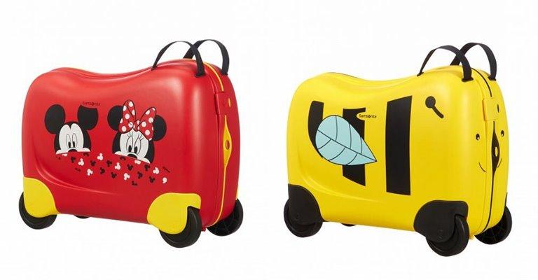 Детская коллекция чемоданов Samsonite Dreamrider 2019 - фото 4