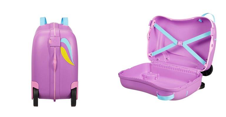Детская коллекция чемоданов Samsonite Dreamrider 2019 - фото 2