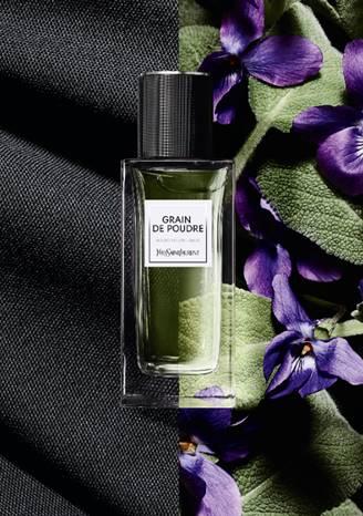 Grain de Poudre – новый пудровый аромат Yves Saint Laurent Le Vestiaire des Parfums