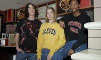 Футболки, толстовки, свитшоты, джинсы в коллекции Levi's x Stranger Things осень-зима 2019-2020