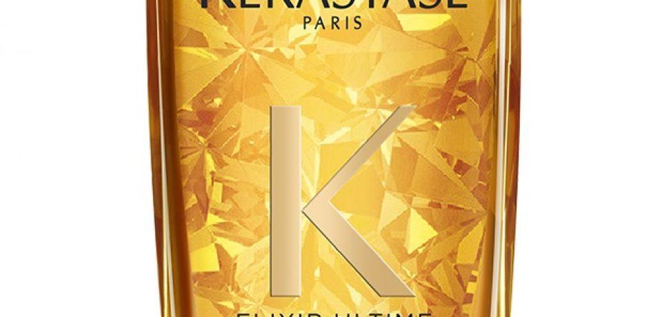 Масло для волос Kérastase Elixir Ultime теперь в тревел-формате