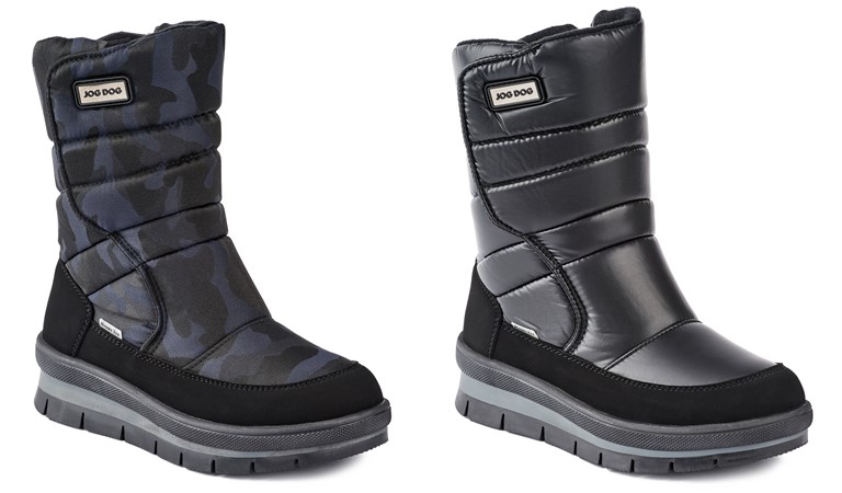Мужская коллекция обуви Jog Dog осень-зима 2019-2020 - фото 1