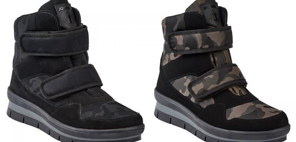 Мужская коллекция обуви Jog Dog осень-зима 2019-2020