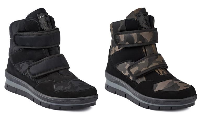 Мужская коллекция обуви Jog Dog осень-зима 2019-2020 - фото 2