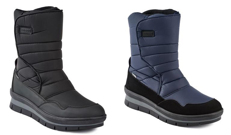 Мужская коллекция обуви Jog Dog осень-зима 2019-2020 - фото 3