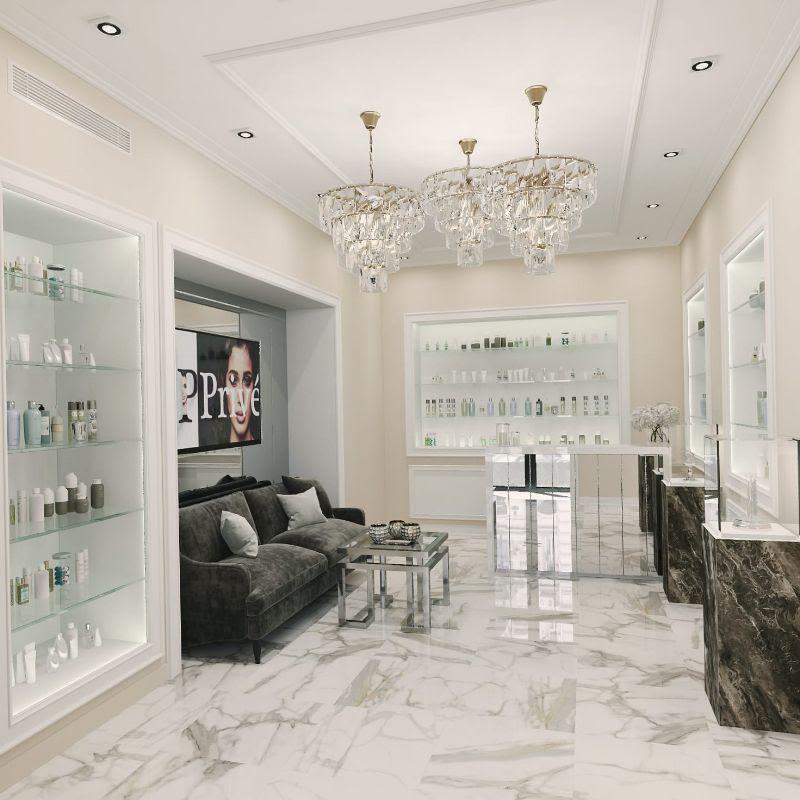 Privé7 открывает салон красоты в Санкт-Петербурге - фото 2