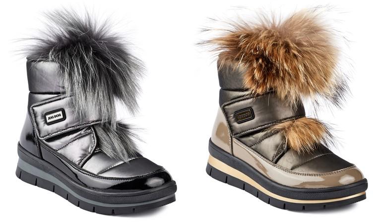 Женская коллекция обуви Jog Dog осень-зима 2019-2020 - фото 13