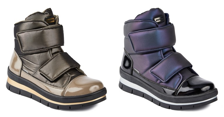 Женская коллекция обуви Jog Dog осень-зима 2019-2020 - фото 2