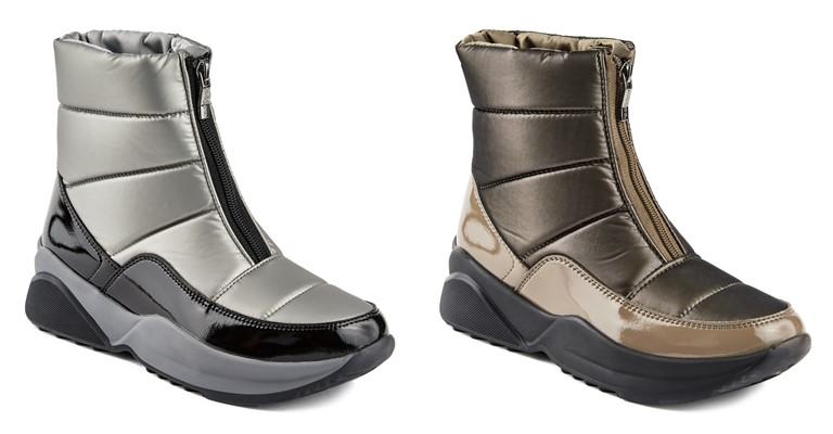 Женская коллекция обуви Jog Dog осень-зима 2019-2020 - фото 24