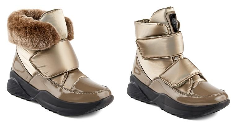 Женская коллекция обуви Jog Dog осень-зима 2019-2020 - фото 27