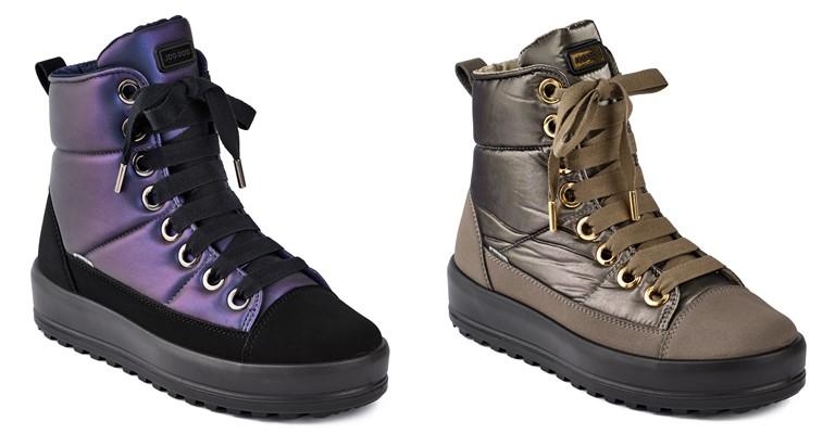 Женская коллекция обуви Jog Dog осень-зима 2019-2020 - фото 5