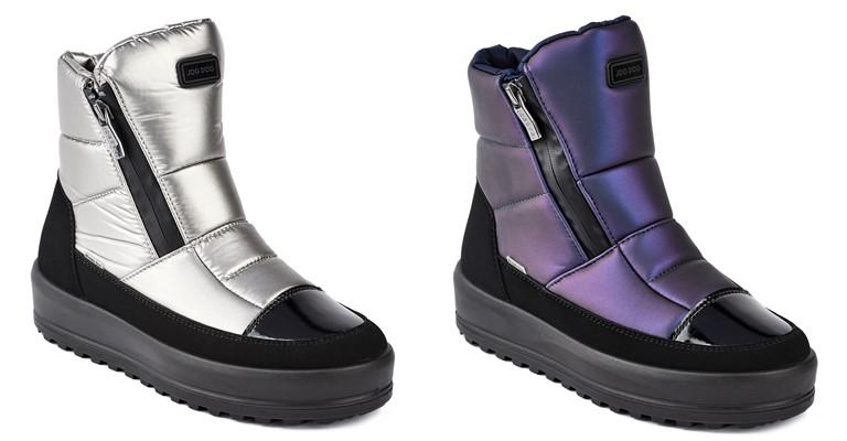 Женская коллекция обуви Jog Dog осень-зима 2019-2020 - фото 6