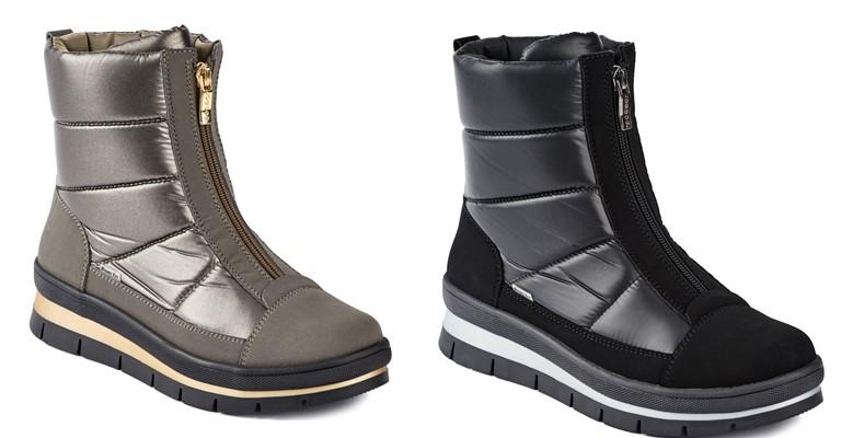 Женская коллекция обуви Jog Dog осень-зима 2019-2020 - фото 7