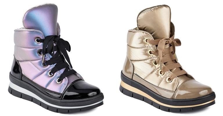 Женская коллекция обуви Jog Dog осень-зима 2019-2020 - фото 8