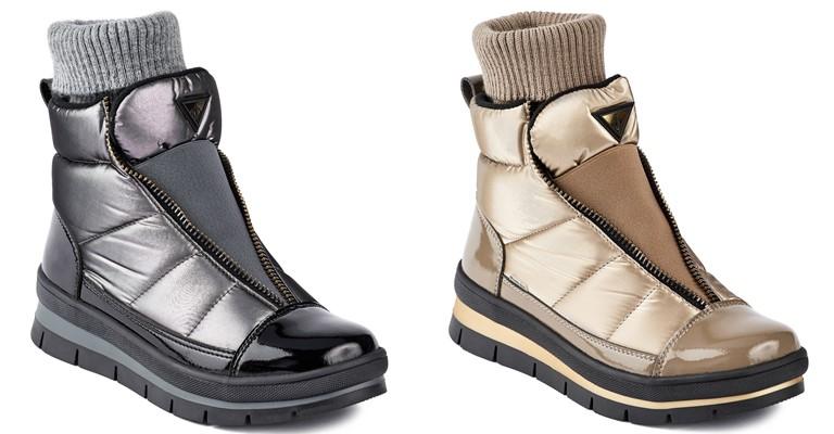 Женская коллекция обуви Jog Dog осень-зима 2019-2020 - фото 9