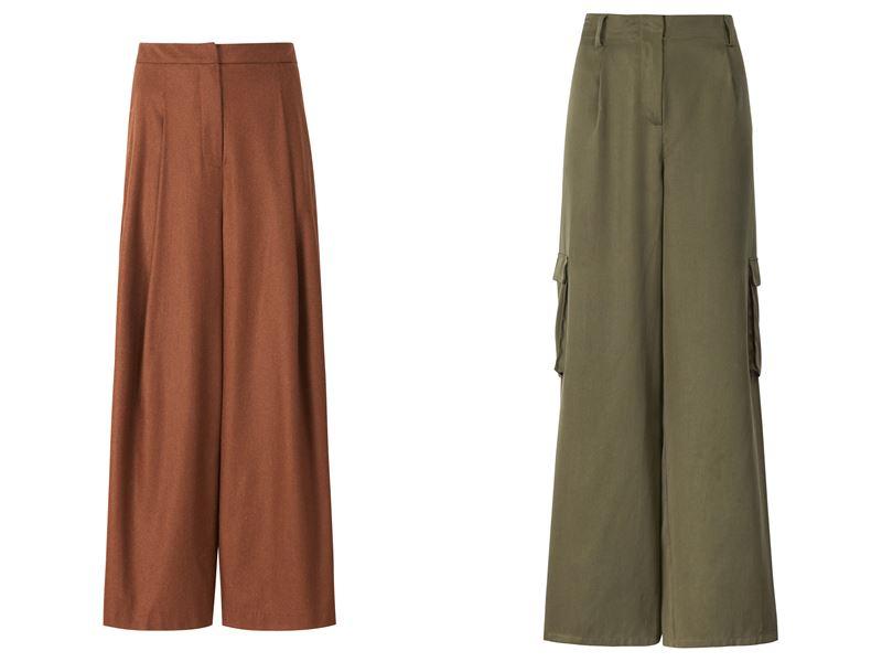 Женские брюки Mango из коллекции осень-зима 2019-2020 - фото 1