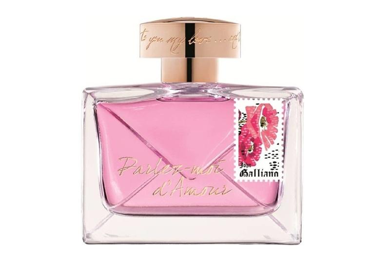 Духи с запахом малины: 20 женских ароматов - Parlez-Moi d'Amour Eau de Parfum (John Galliano)