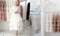 Флагманский бутик YULIA PROKHOROVA открылся в Москве