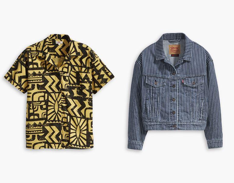 Футболки, толстовки, свитшоты, джинсы в коллекции Levi's x Stranger Things осень-зима 2019-2020 - фото 20