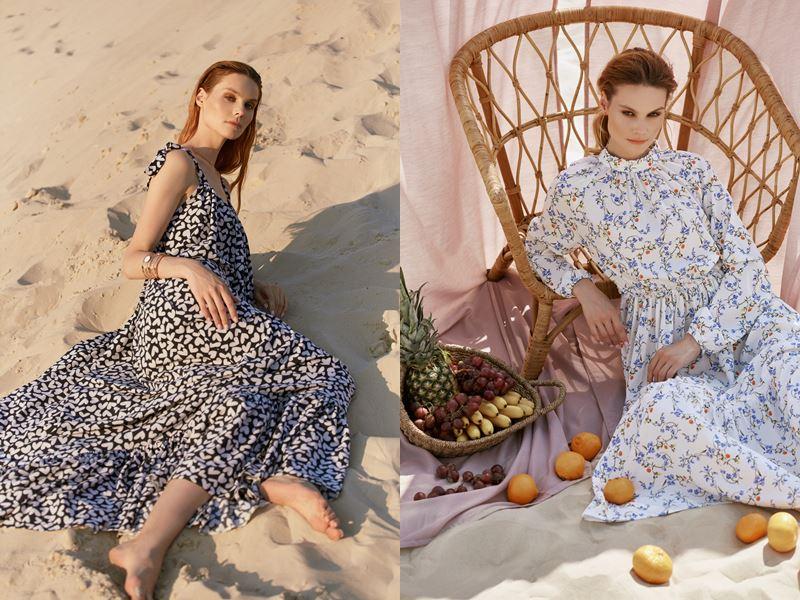 Лукбук коллекции Yulia Prokhorova лето-2019 - фото 4