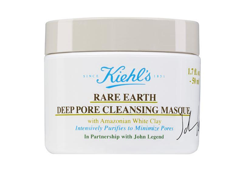 Маски Kiehl`s с натуральными компонентами для ухода за кожей лица - Маска для очищения пор с амазонской белой глиной
