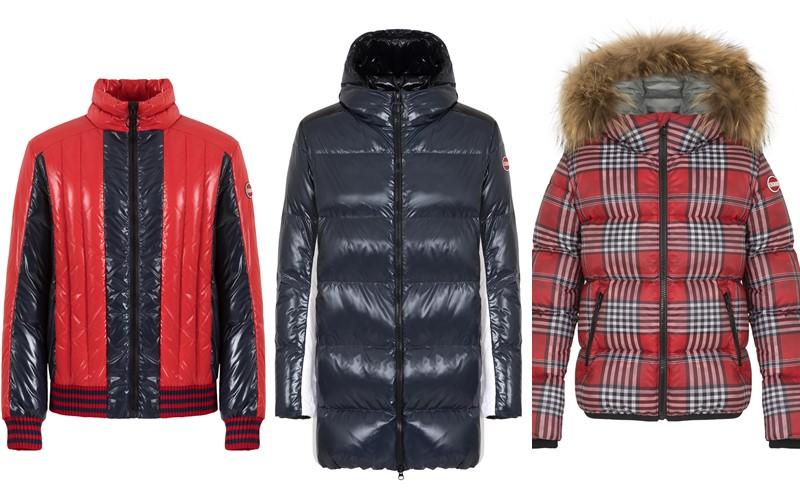 Мужская коллекция курток Colmar Originals by Originals осень-зима 2019-2020 - фото 1