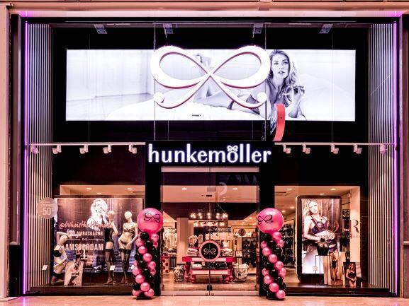 Бренд нижнего белья Hunkemöller открывает магазин в ТРЦ Columbus