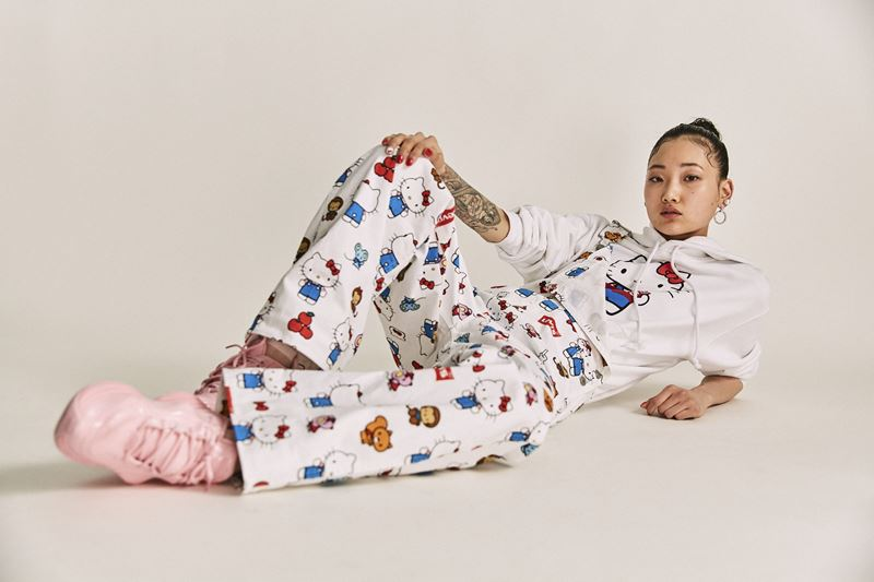 Коллекция Levi's® x Hello Kitty® осень-зима 2019-2020 - фото 4