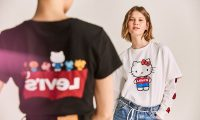 Коллекция Levi's® x Hello Kitty® осень-зима 2019-2020