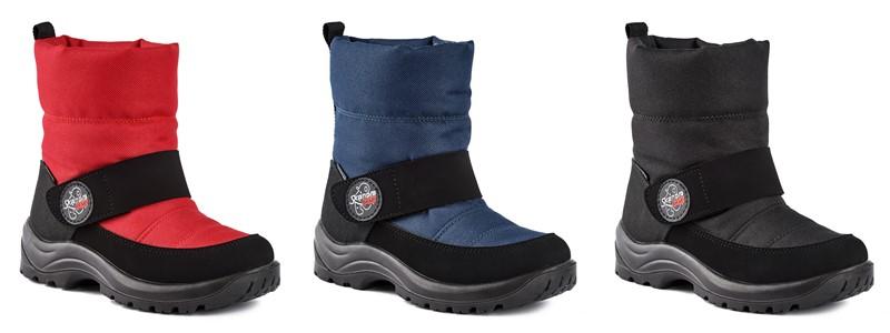 Коллекция обуви для детей и подростков Skandia Basic осень-зима 2019-2020 - фото 1
