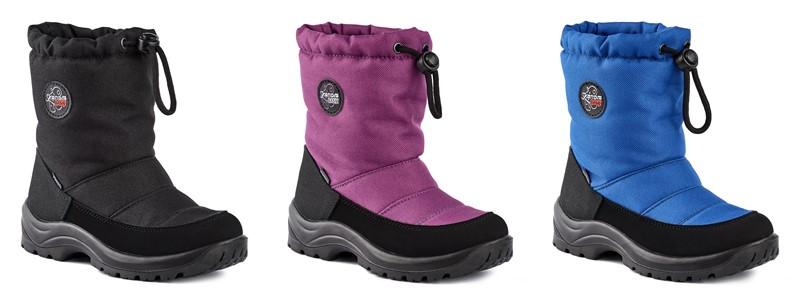 Коллекция обуви для детей и подростков Skandia Basic осень-зима 2019-2020 - фото 2