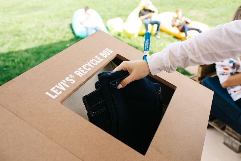 Levi's® Recycling: программа по сбору и переработке вещей из денима - фото 3