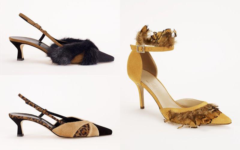 Первая коллекция итальянского бренда обуви Ricagno осень-зима 2019-2020 - фото 1