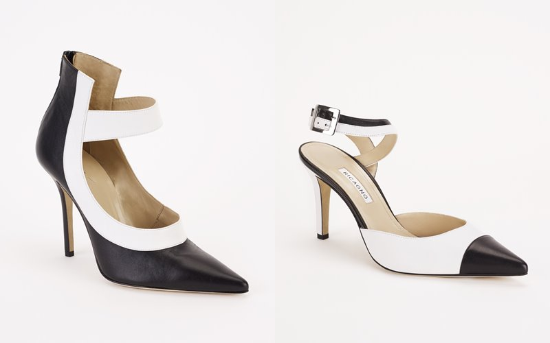 Первая коллекция итальянского бренда обуви Ricagno осень-зима 2019-2020 - фото 4